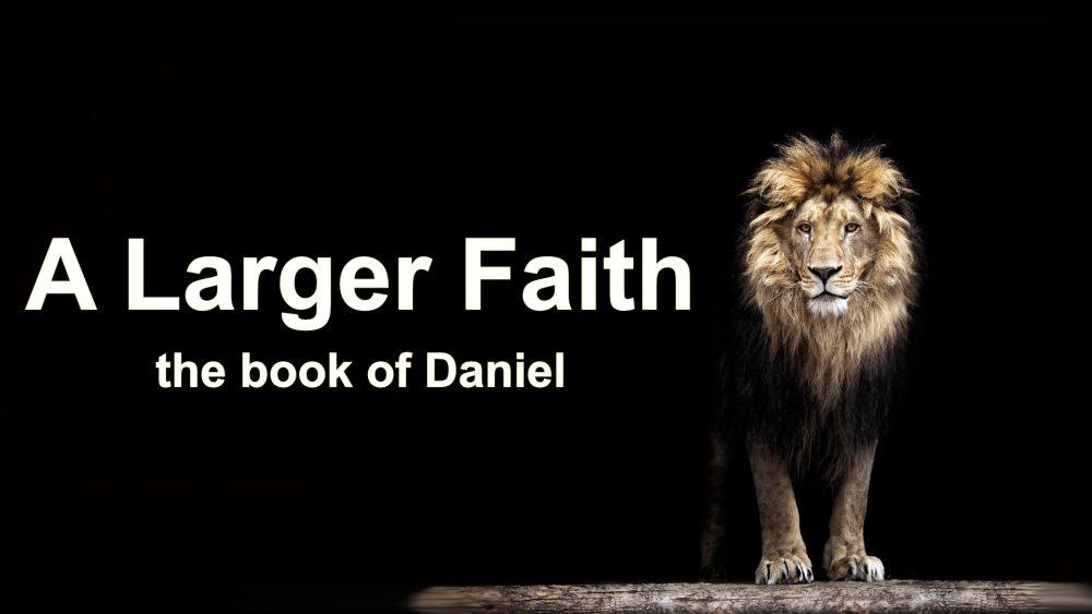 A Larger Faith